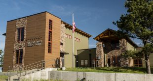 The newly expanded and renovated Wildcat Hills Nature Center