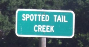 SpotteTailCreekSign