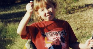 little girl with Bluegill200VERTICAL